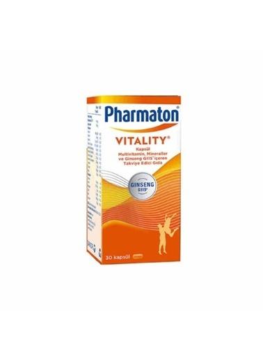 Pharmaton Gıda Takviyesi Renksiz